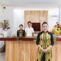 Отель Hong Bin Bungalow интерьер отеля фото 3