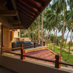 Отель Royal Palms Beach Hotel Шри-Ланка, Калутара - отзывы, цены и фото номеров - забронировать отель Royal Palms Beach Hotel онлайн балкон