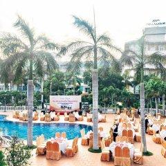Отель New Wave Vung Tau Вьетнам, Вунгтау - отзывы, цены и фото номеров - забронировать отель New Wave Vung Tau онлайн бассейн фото 3