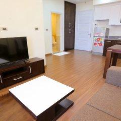 Апартаменты CTM Serviced Apartment комната для гостей фото 4