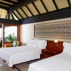 Отель The Westin Denarau Island Resort & Spa, Fiji Фиджи, Вити-Леву - отзывы, цены и фото номеров - забронировать отель The Westin Denarau Island Resort & Spa, Fiji онлайн комната для гостей фото 3