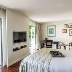 Отель InterContinental Samui Baan Taling Ngam Resort комната для гостей фото 11