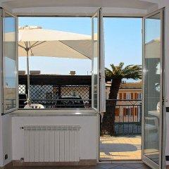 Отель La Panoramica Генуя балкон
