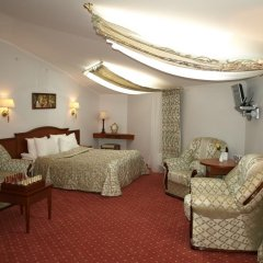 Отель Ассамблея Никитская Москва комната для гостей фото 5