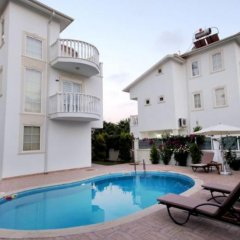 Отель Villa Liya Белек бассейн