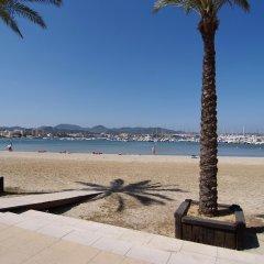 Invisa Hotel Es Pla - Только для взрослых пляж