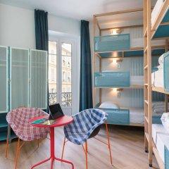 Отель Hôtel OZZ By Happyculture комната для гостей фото 5