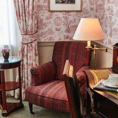 Отель Steigenberger Parkhotel Düsseldorf удобства в номере фото 2