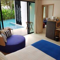 Отель Holiday Inn Resort Phuket Mai Khao Beach пляж Май Кхао удобства в номере