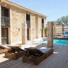 Отель Creta Seafront Residences бассейн фото 2