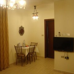Отель Al Nakheel Furnished Apartments Иордания, Солт - отзывы, цены и фото номеров - забронировать отель Al Nakheel Furnished Apartments онлайн комната для гостей фото 5