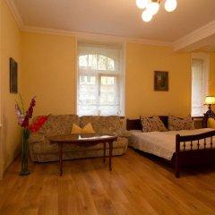 Отель Apartmany Villa Liberty Чехия, Карловы Вары - отзывы, цены и фото номеров - забронировать отель Apartmany Villa Liberty онлайн комната для гостей фото 4