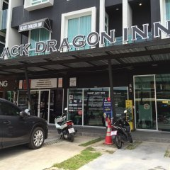 Отель Black Dragon Inn спортивное сооружение