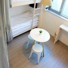 Отель Hostel Haru Южная Корея, Сеул - отзывы, цены и фото номеров - забронировать отель Hostel Haru онлайн комната для гостей