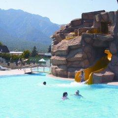 Grand Haber Hotel - All Inclusive бассейн