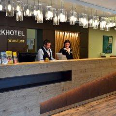 Отель Parkhotel Brunauer Австрия, Зальцбург - отзывы, цены и фото номеров - забронировать отель Parkhotel Brunauer онлайн интерьер отеля фото 2