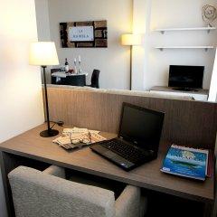 Отель Pierre & Vacances Barcelona Sants Испания, Барселона - 2 отзыва об отеле, цены и фото номеров - забронировать отель Pierre & Vacances Barcelona Sants онлайн удобства в номере