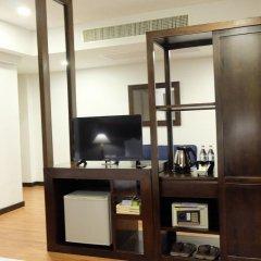 Nanda Heritage Hotel сейф в номере