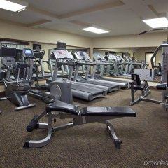 Отель Crowne Plaza Cleveland South-Independence фитнесс-зал фото 2