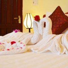 Отель Panda Garden Хойан комната для гостей