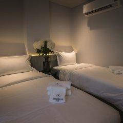 Отель Apartelle Jatujak Hotel Таиланд, Бангкок - отзывы, цены и фото номеров - забронировать отель Apartelle Jatujak Hotel онлайн комната для гостей фото 2