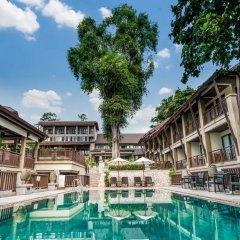 Отель Impiana Resort Chaweng Noi, Koh Samui Таиланд, Самуи - 2 отзыва об отеле, цены и фото номеров - забронировать отель Impiana Resort Chaweng Noi, Koh Samui онлайн бассейн фото 3