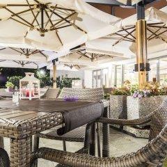 Отель Mercure Genova San Biagio бассейн фото 3