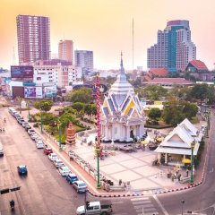 Отель Pullman Khon Kaen Raja Orchid Таиланд, Кхонкэн - отзывы, цены и фото номеров - забронировать отель Pullman Khon Kaen Raja Orchid онлайн фото 5