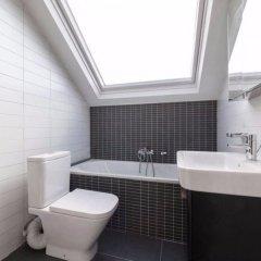 Отель 2 Bedroom Flat In North London Великобритания, Лондон - отзывы, цены и фото номеров - забронировать отель 2 Bedroom Flat In North London онлайн ванная