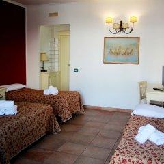 Отель Santa Caterina Италия, Помпеи - отзывы, цены и фото номеров - забронировать отель Santa Caterina онлайн комната для гостей фото 5