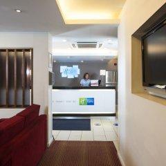 Отель Holiday Inn Express Edinburgh Royal Mile Великобритания, Эдинбург - 1 отзыв об отеле, цены и фото номеров - забронировать отель Holiday Inn Express Edinburgh Royal Mile онлайн фото 2