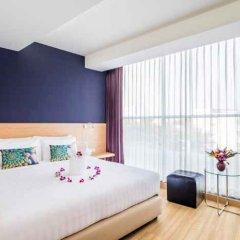 Hotel Nida Sukhumvit Onnut Бангкок комната для гостей фото 4