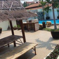 Отель Baan ViewBor Pool Villa бассейн фото 3