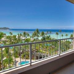 Отель Hyatt Regency Guam Гуам, Тамунинг - отзывы, цены и фото номеров - забронировать отель Hyatt Regency Guam онлайн балкон