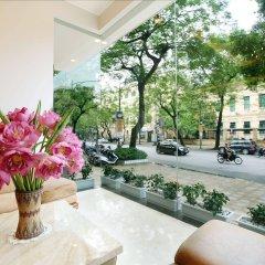 Lan Vien Hotel балкон