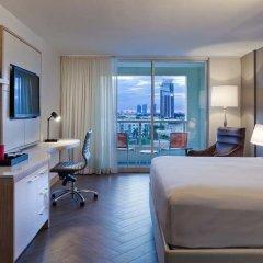 Отель Marriott Stanton South Beach комната для гостей