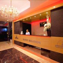 Aurasia Beach Hotel Турция, Мармарис - отзывы, цены и фото номеров - забронировать отель Aurasia Beach Hotel онлайн интерьер отеля фото 3