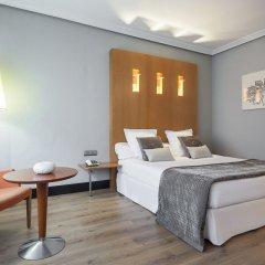 Отель Ilunion Hotel Bilbao Испания, Бильбао - 2 отзыва об отеле, цены и фото номеров - забронировать отель Ilunion Hotel Bilbao онлайн комната для гостей фото 2