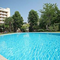 Отель Savoia Thermae & Spa Италия, Абано-Терме - отзывы, цены и фото номеров - забронировать отель Savoia Thermae & Spa онлайн бассейн фото 5