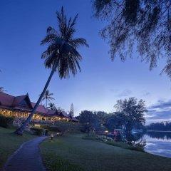 Отель Dusit Thani Laguna Phuket парковка