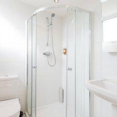 The Devon Hotel ванная