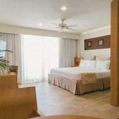 Отель Nyx Cancun All Inclusive Мексика, Канкун - 2 отзыва об отеле, цены и фото номеров - забронировать отель Nyx Cancun All Inclusive онлайн комната для гостей фото 10