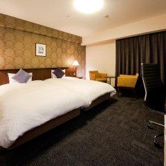 Daiwa Roynet Hotel Kobe-Sannomiya Кобе комната для гостей фото 5