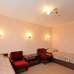 Гостиница Tourist Volgograd комната для гостей