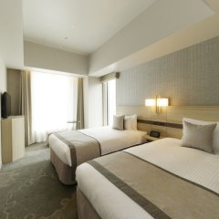 Hotel Keihan Tsukiji Ginza Grande комната для гостей