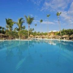 Отель Iberostar Dominicana All Inclusive Доминикана, Пунта Кана - 6 отзывов об отеле, цены и фото номеров - забронировать отель Iberostar Dominicana All Inclusive онлайн бассейн фото 3