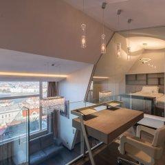 Апартаменты Castle Apartments Budapest удобства в номере