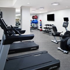 Отель TownePlace Suites by Marriott New York Manhattan/ фитнесс-зал фото 2