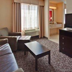 Отель Holiday Inn Express Los Angeles Airport, an IHG Hotel США, Лос-Анджелес - 9 отзывов об отеле, цены и фото номеров - забронировать отель Holiday Inn Express Los Angeles Airport, an IHG Hotel онлайн комната для гостей фото 3