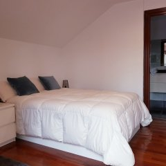 Отель Hsuites96- Villa Unifamiliar- Parking Gratis Сан-Себастьян сейф в номере